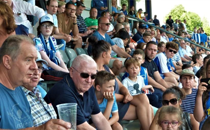 Endlich wieder – Hertha hat's Spaß gemacht