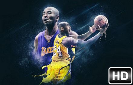 Real Madrid Wallpaper Iphone X Kobe Bryant Black Mamba Wallpaper Hd New Tab Sports