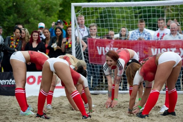 Denmark Porn Football E1339928417368 Denmark Vs Germany The Porn Stars Playing Naked Version