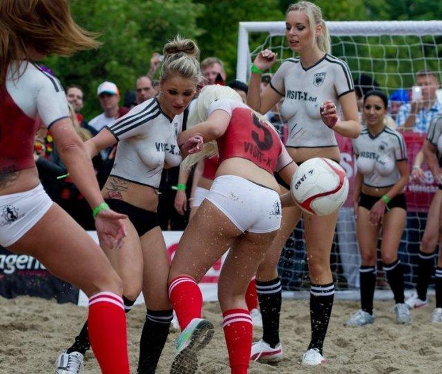 Porn Stars Football E1339928352234 Denmark Vs Germany The Porn Stars Playing Naked Version