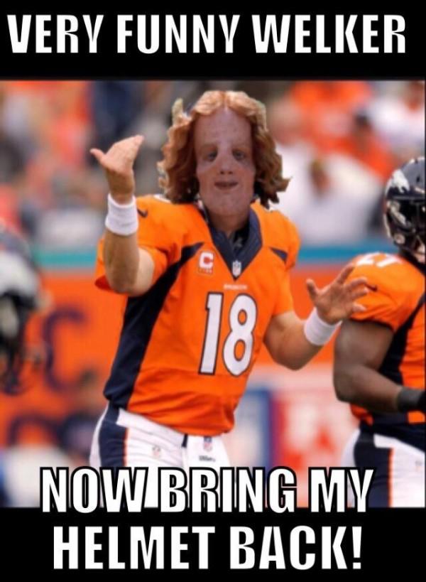 Denver Broncos Memes : denver, broncos, memes, Memes, Peyton, Manning, Denver, Broncos, Destroyed, Brady, England, Patriots