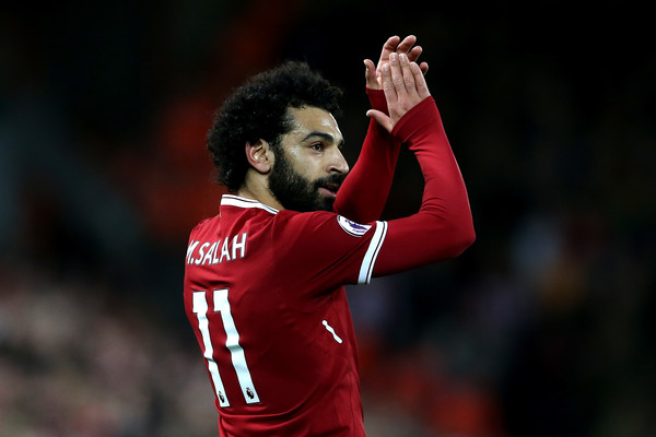 Best Premier League Goal This Saturday: Mohamed Salah (Liverpool ...