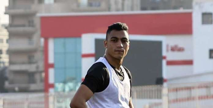Surprise .. Zamalek accuses a former member of stealing Mustafa Mohamed's contracts