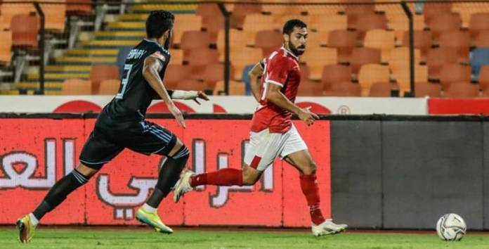 35 million pounds prevent Ahmed Fathy from participating with Al-Ahly in the Champions League final