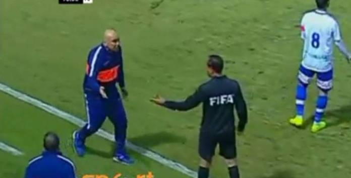 Al-Ittihad and Samouha ... Witness the moment of Hossam Hassan's excitement and departure from his feelings