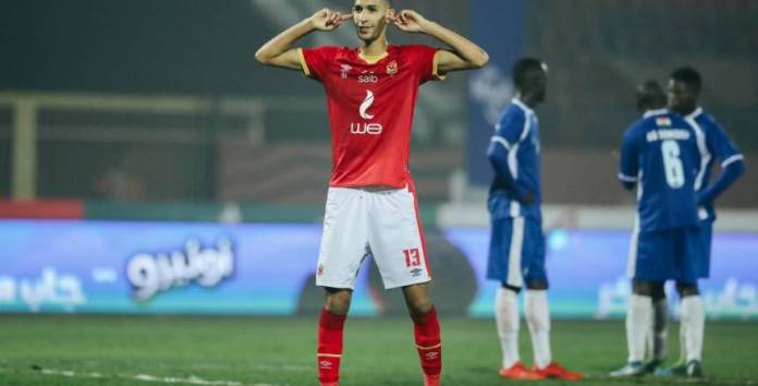 Badr Banoon receives 3 offers from the Saudi League to leave Al-Ahly