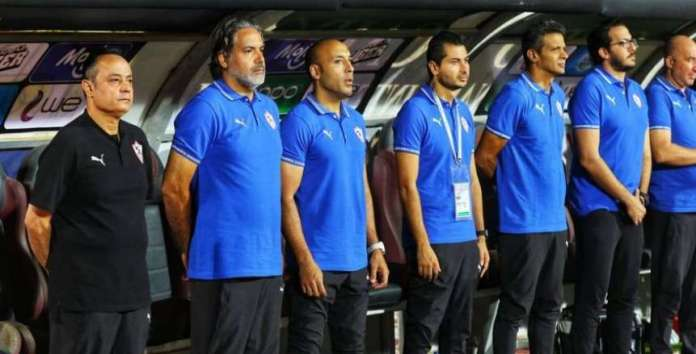 Ayman Abdel Aziz refuses to continue with the Zamalek device because of his brother