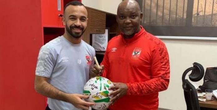 Qafsha worries Mosimane before facing Esperance in the African Champions League