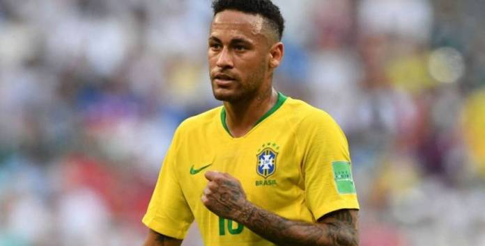 Video and photos President of Brazil visits Neymar in hospital after being injured in front of Qatar