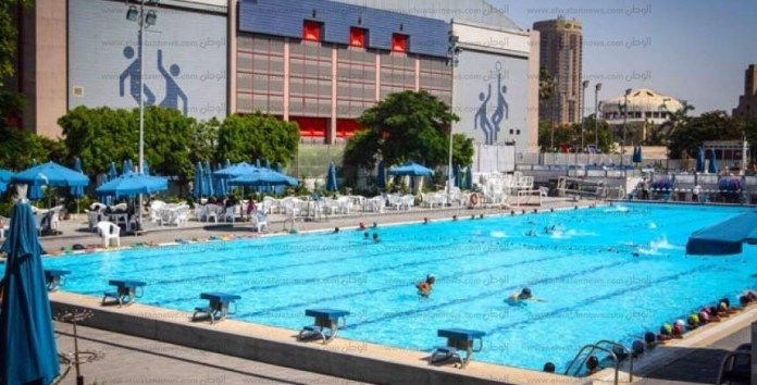 Al-Ahly's first response to the killing of the club's swimming coach: He was practicing his work yesterday