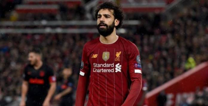 Fears that Mohamed Salah was injured by