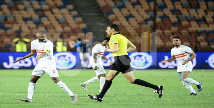 Zamalek reveals his position on punishing Shikabala after the Greisha incident: he is defending the club