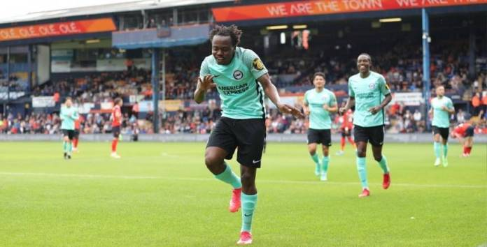 Brighton coach shocks Al-Ahly fans: Percy Tau continues with us and is ready for Burnley