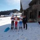 Schiul, un sport care renaște la Universitatea Cluj