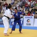 Medalie de argint pentru o judoka clujeancă la Cupa Europeană din Germania