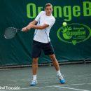 Tenis: Bogdan Borza a obținut locul doi la futuresul de la Chitila