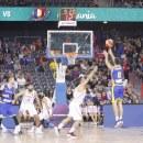 România, umilită de Spania la Eurobasket