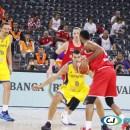 România a pierdut confruntarea cu Ungaria la EuroBasket