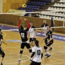 Voleibaliștii Universității Cluj joacă cu CS Unirea Dej în Cupa României