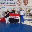 Karateka clujeni au obținut un sac de medalii de la Brașov