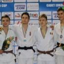 Judo: Adrian Șulcă, pe locul III la Cupa Europeană U18