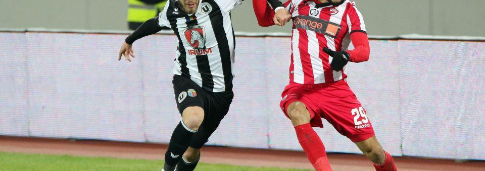 FC Universitatea Cluj a renunțat la cinci jucători