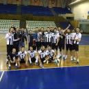 Volei masculin: Victorie categorică pentru U Cluj împotriva băimărenilor