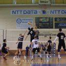 Volei masculin: Universitatea Cluj a obținut doar un punct din confruntarea cu Unirea Dej