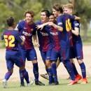 FC Barcelona caută la Cluj copii talentați la fotbal