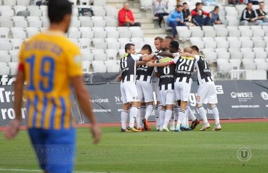 Când va juca FC Universitatea Cluj în Cupa României cu Progresul Spartac