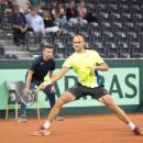 Tenis: România a pierdut duelul cu Polonia
