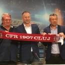 Antrenorul care a adus ultimul trofeu pentru CFR Cluj, dorit în străinătate