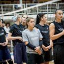 Volei feminin: Universitatea Cluj vrea clasarea între primele 7 echipe