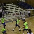 Volei masculin: CSM Câmpia Turzii a câștigat duelul cu Universitatea Cluj