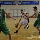 Baschet masculin: CS Universitatea Cluj joacă cu CSM VSKC Miercurea Ciuc