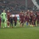 Ce jucători ai CFR Cluj nu vor putea evolua în meciul cu Dinamo București