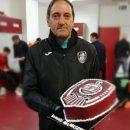 Cum l-a sărbătorit CFR Cluj pe antrenorul Antonio Conceicao