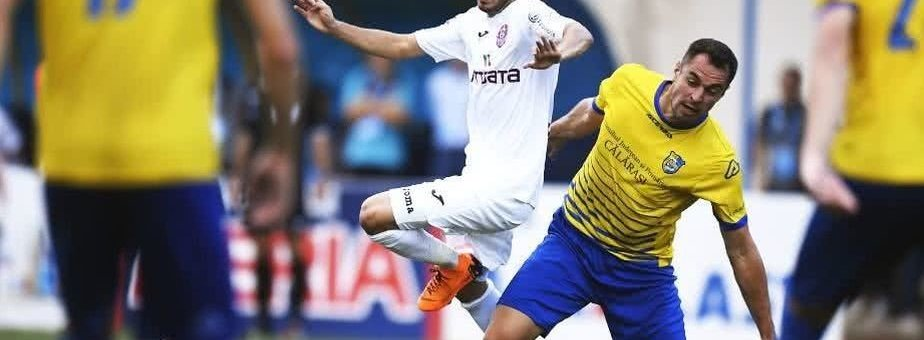 Sebastian Mailat vrea să se întoarcă la CFR Cluj la vară. De ce a ales să plece temporar la Gaz Metan Mediaș