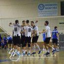 Voleibaliștii Universității Cluj joacă în Baia Mare