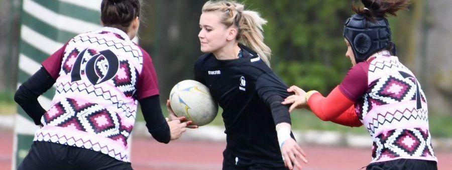 Rugby feminin: Universitatea Cluj joacă în Iași