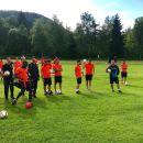 Fotbaliștii de la CFR Cluj, campioni și la golf cu piciorul