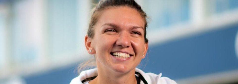 Boc i-a propus Simonei Halep să devină cetățean de onoare al Clujului