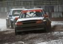 """""""VAS/ Regionaal rallycross Kampioenschap 2018 regen spelbreker op een nat Glosso circuit. """""""