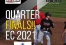 De Red Hawks door naar kwartfinales EK Baseball 2021