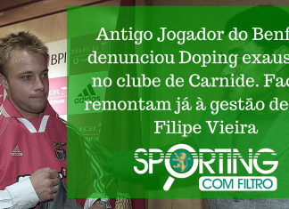 Anders Anderson e Doping