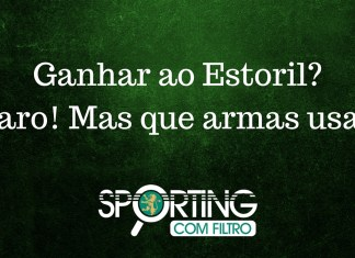 Estoril vs Sporting