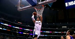 Blake Griffin: Clippers vs Lakers