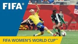 Sweden 3 v Nigeria 3