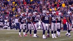 New England 28 v Pittsburgh 21, FINAL SCORE, Inactives