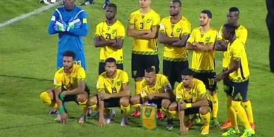 Jamaica Reggae Boyz team